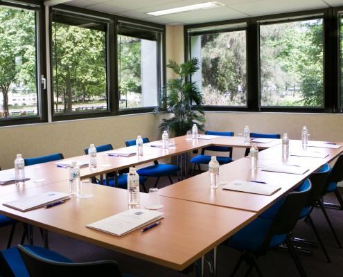 Salleréunion centre d'affaires bordeaux lac
