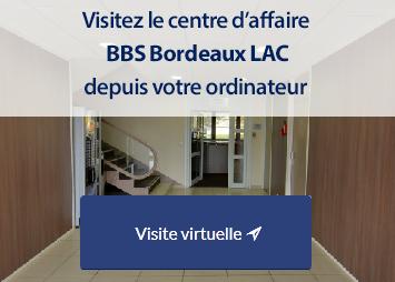 Centre d'affaires Bordeaux Lac : visite virtuelle
