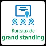 Centre d'affaires Bordeaux Aéroport : bureaux de grand standing