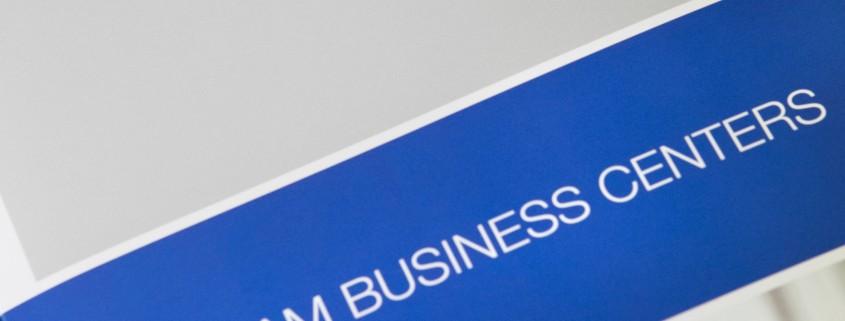 BBS et TBC réseau de centres d'affaires