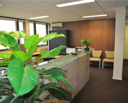 Centre d'affaires Bordeaux Lac : intérieur
