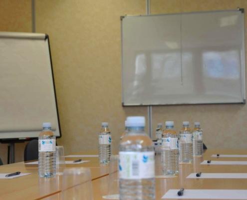 Centre d'affaires Bordeaux Lac : salle de réunion