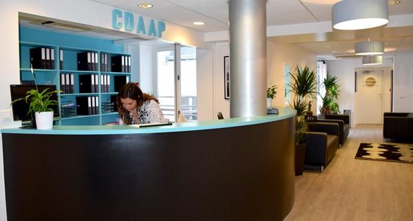 Le centre d'affaires des avocats du barreau de Paris