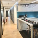 Espace cuisine Centre d'affaires BBS LAC