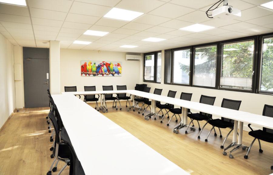 Salle de Réunion 30 places Bordeaux Lac