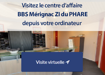 Centre d'affaires Bordeaux Mérignac : visite virtuelle